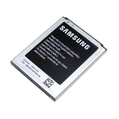 Promo Baterai Samsung I8262 Galaxy Duos Original 100 Segel Sein 1 original samsung galaxy i8260 i8262 battery 1800mah 3 7v b150ae