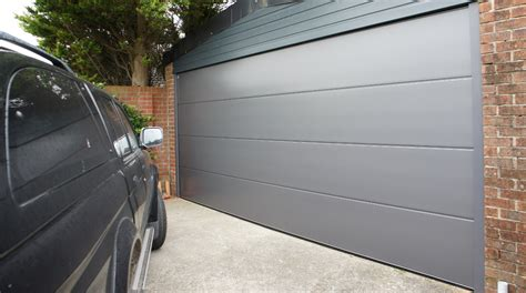 sectional garage door metal garage doors lakes doors
