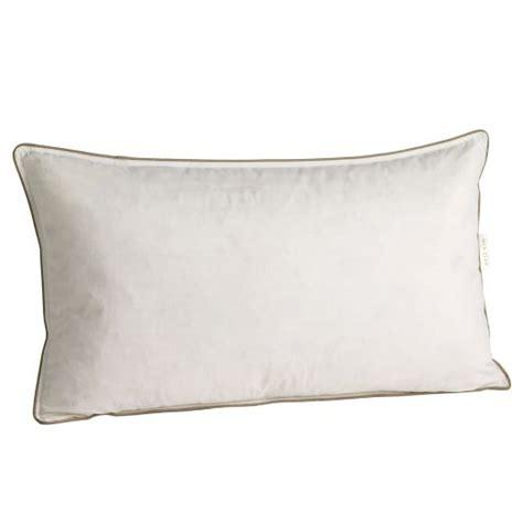 12x21 Pillow Insert by Decorative Pillow Insert 12 X21 West Elm
