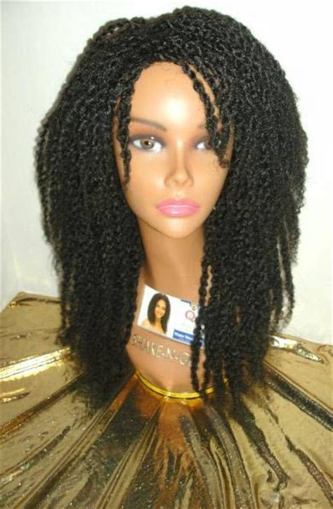 wigs to wear with braids 17 best images about stylish wigs on pinterest black