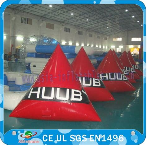 buoy boat barrier floating inflatable buoy inflatable water barrier for pool