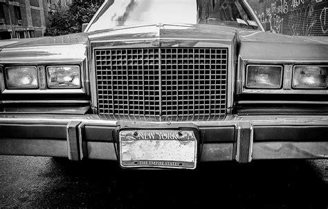 cadillac new york city vintage cadillac 1970s manhattan nyc new york city black