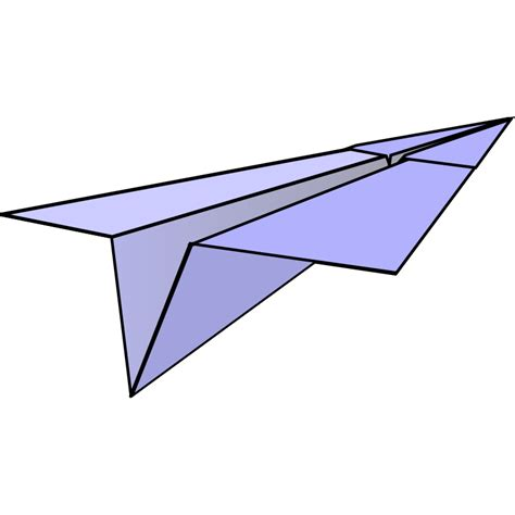 Paper Airplanes - flying paper airplane clipart www imgkid the image