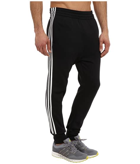 Sweatpants Jogger Adidas adidas performance s slim 3 stripes sweatpants black