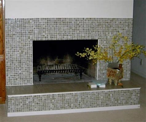 Fireplace Design Ideas With Tile by Modern Fireplace Tiles Design Bookmark 9270