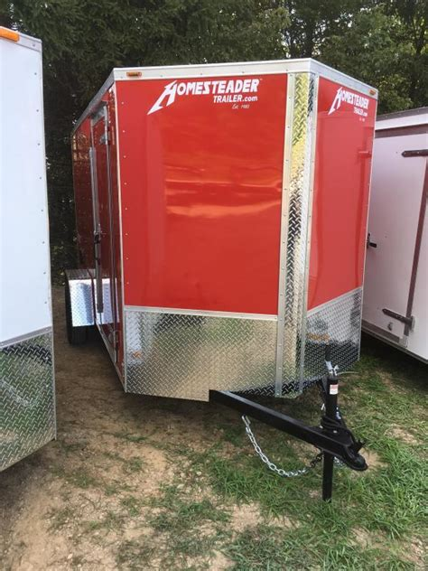 current inventory utility single axle used 6x12 utility trailer wgate all inventory o quinn trailers in coeburn va new and