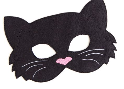 How To Make A Cat Mask Out Of Paper - printable animal masks cat memes