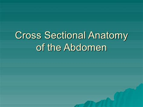 Pdf Best Way To Study Medicine cross sectional anatomy book at best way to study on