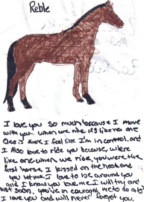 themes of the story a horse and two goats 5 totally adorable horse stories letters written by kids