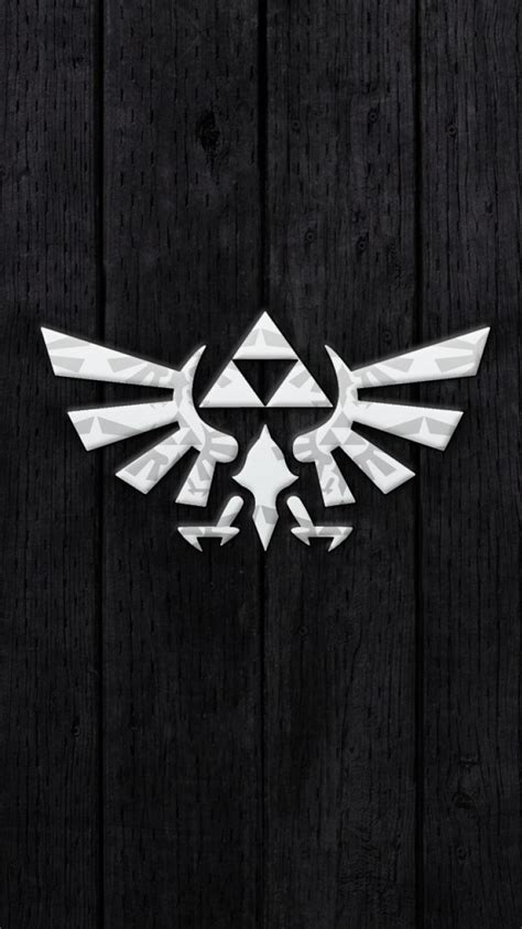 The legend of zelda hylian crest royal wallpaper   (125950)