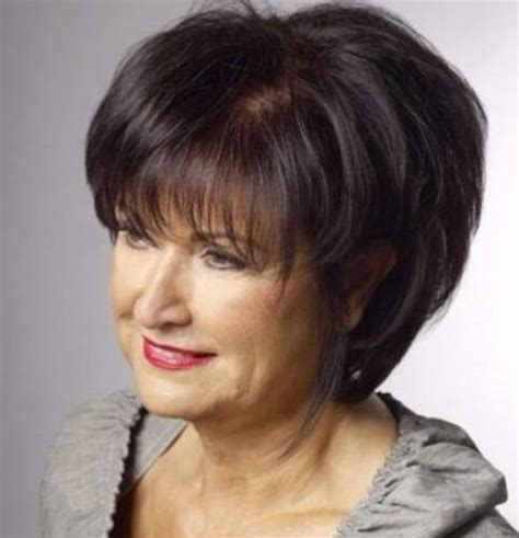 new hairstyle for a 63 year old brunette woman 50 upscale hairstyles for women over 60 my new hairstyles