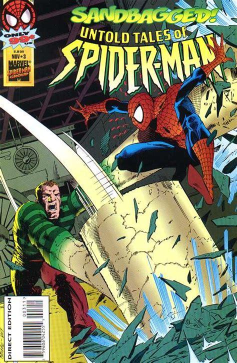 tales 3 books spiderfan org comics untold tales of spider 3