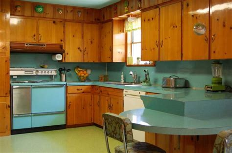 retro cabinets kitchen 50 smart and retro style kitchen ideas for that different look