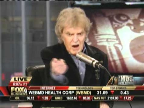 Don Imus Will Hit The Airwaves Again by Don Imus Talks About Ratings Viewers And Great Guests