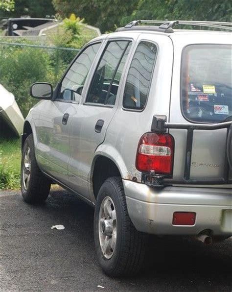 Kia Sportage 2001 Parts Sell Used 2001 Kia Sportage Sport Utility 4 Wd Clean Low