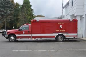 Weston Volunteer Fire Department Open House is this