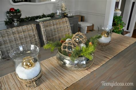 Dining Table Centerpieces Pictures Home Tour Part 2 Teeny Ideas