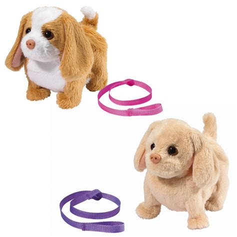 furreal friends walking furreal friends walking snuggimals puppies wave 1 set hasbro furreal friends