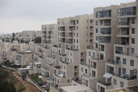 israel housing after trump win officials seek jerusalem building spree the times of israel