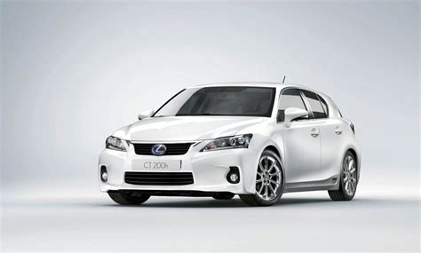 lexus ct200h lexus ct 200h hybrid official details released