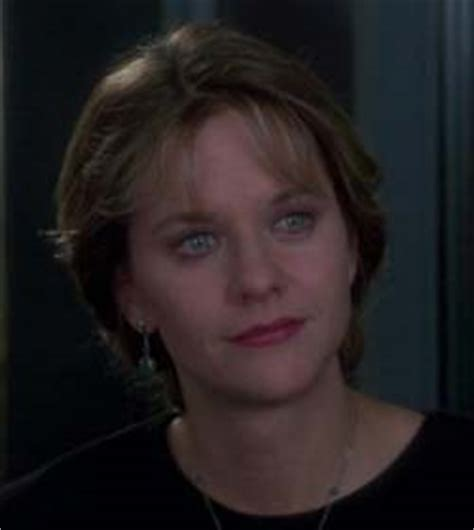 annie reed hairstyle sleepless in seattle you make a million decisions that mean nothing and then