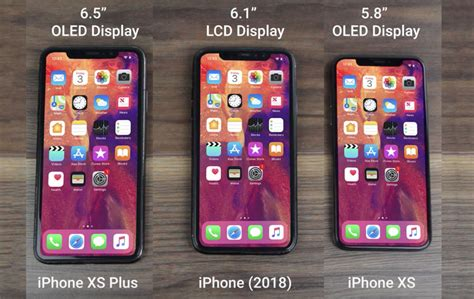 iphone xs  hands  video shows   models slashgear