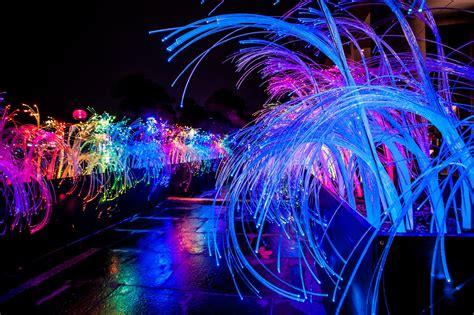 Vivid Sydney Beautiful Lands Musical Lights