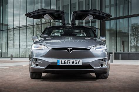 Tesla X P100d Price Uk