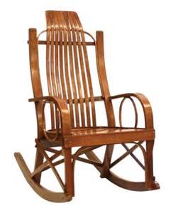 amish pine wood wide easy porch rocking chair
