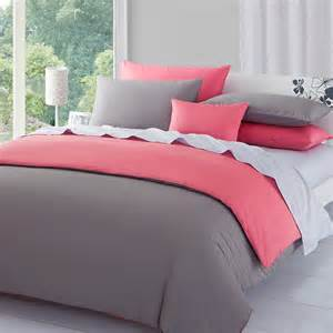 solid color duvet covers gray pink brown 3pieces color solid duvet covers