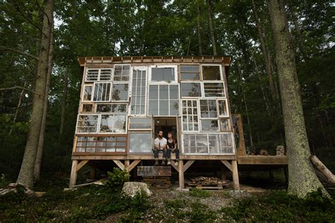 average cost of windows for a house cozy mountain cabin built from repurposed windows costs just 500 to make photos