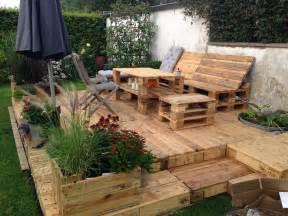 terrasse einfach bauen wie baue ich eine terrasse aus paletten scribez de