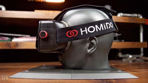 Homido Vr homido vr headset giveaway unboxholics