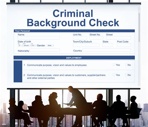 Can I Become A With A Criminal Record What National Criminal Database Searches Reveal Within Background Checks For Employment