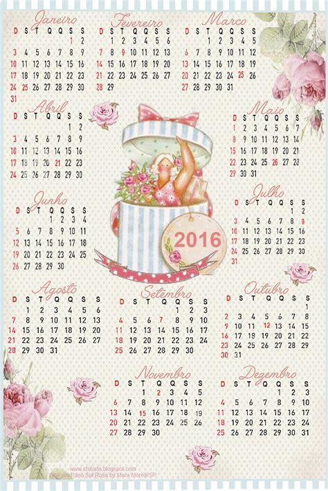 calendario 2016 que indique semanas arte em pano sal rosa chitarte calend 225 rio 2016 da tilda
