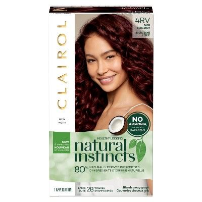 target hair color clairol instincts hair color target