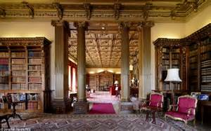 Want to see inside the real downton abbey from grandiose entrance