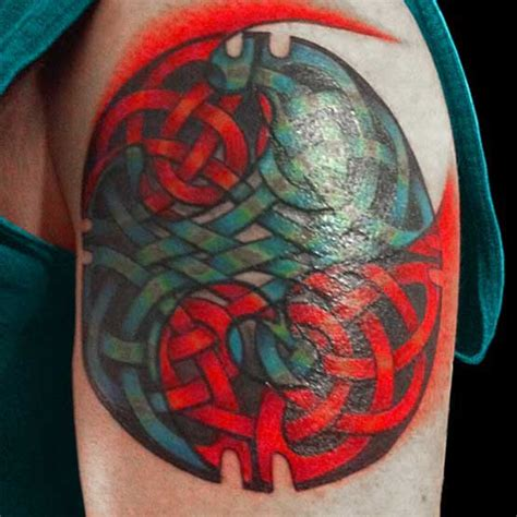 celtic tattoo designs and meanings full tattoo