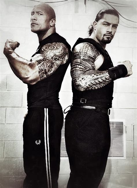 Rock And Roman Reigns | why the rock sucks wrestlezone forums
