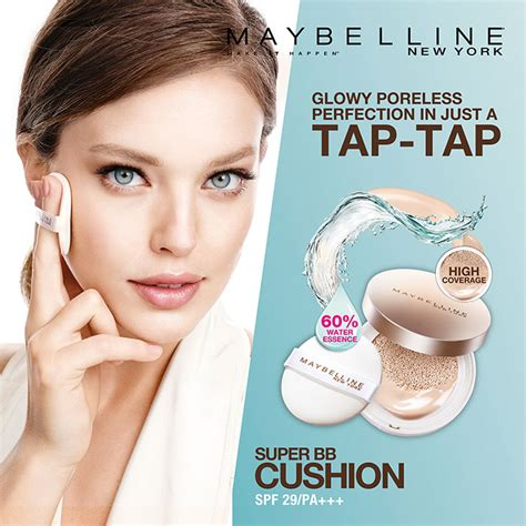 Maybelline Cushion maybelline bb cushion