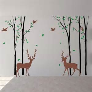 Deer Stickers For Wall Pin By Wall Decals Amp Wall Stickers On Deer Wall Decals