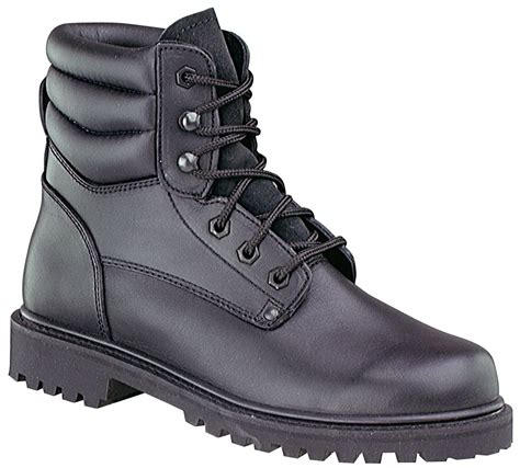 roebucks work boot black step up to the task with sears