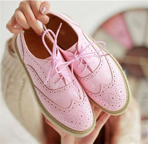 womens pink oxford shoes 25 best ideas about pink shoes on shoes