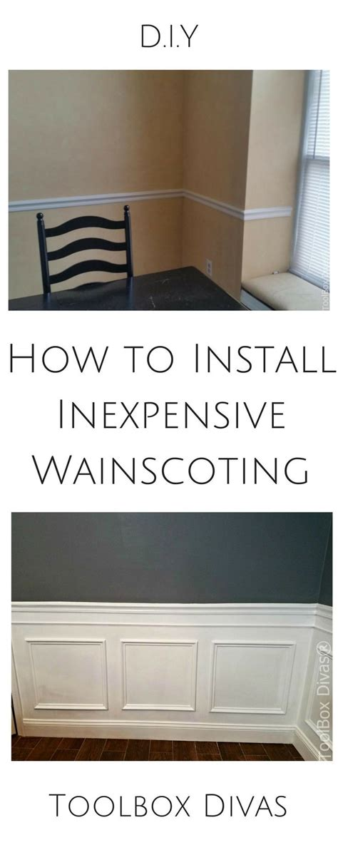 Wainscoting Moulding by Best 25 Wainscoting Ideas On Wainscoting