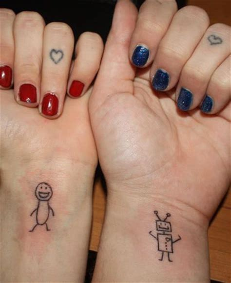 cute small best friend tattoos 15 best friend tattoos pretty designs