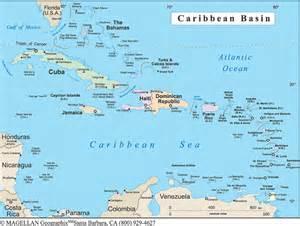 map of caribbean islands and south america landen die we met cruise bezocht hebben