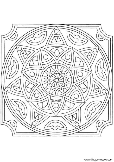 imagenes mandalas arabes mandalas para colorear 3d imagui