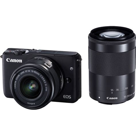 Canon Eos M10 Canon M10 Kit Lens 15 45mm 22mm Paket Dahsyat 16gb canon eos m10 mirrorless digital with 15 45mm 0584c031