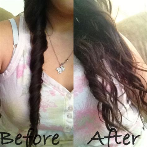 Haircut Before Or After Shower | just twist after shower wait to dry and instant heatless