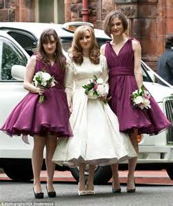 Keira Knightley Is Desperate For A by Bridesmaids From Rihanna To Beyonce Daily Mail